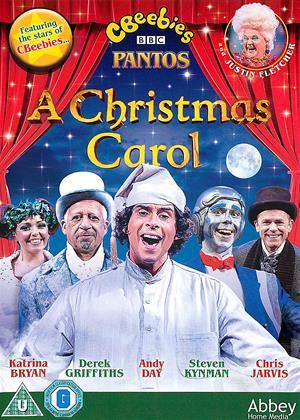 Rent CBeebies Panto: A Christmas Carol Online DVD Rental