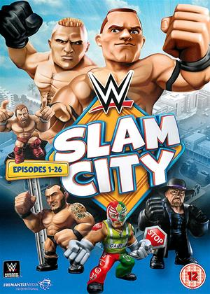 Rent WWE: Slam City Online DVD Rental