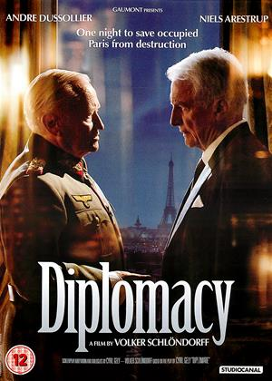 Rent Diplomacy (aka Diplomatie) Online DVD & Blu-ray Rental