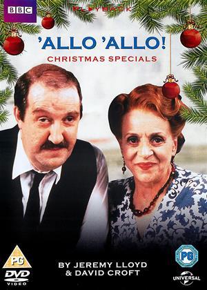 Rent 'Allo 'Allo!: Christmas Specials Online DVD Rental