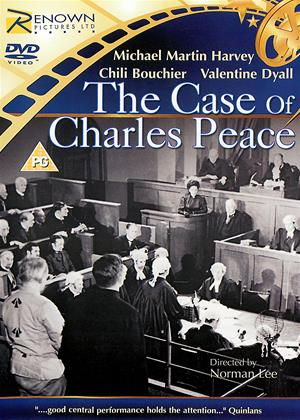 Rent The Case of Charles Peace Online DVD Rental
