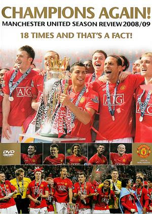 Rent Manchester United: End of Season Review 2008/2009 Online DVD & Blu-ray Rental