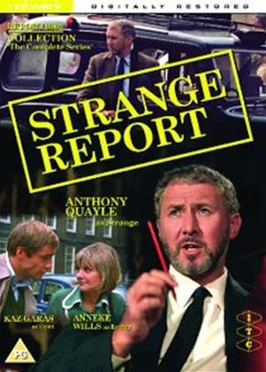 Rent Strange Report Online DVD Rental