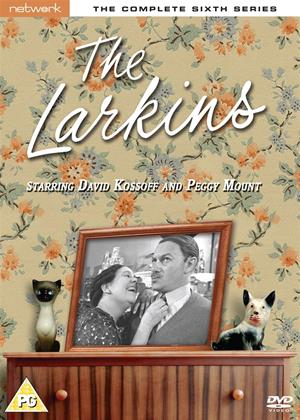 Rent The Larkins: Series 6 Online DVD Rental