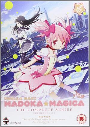 """Rent Puella Magi Madoka Magica (aka """"Maho Shojo Madoka Magica"""") Online DVD Rental"""