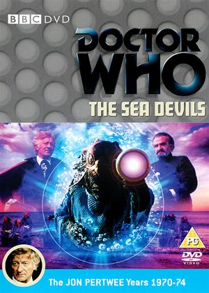 Rent Doctor Who: The Sea Devils Online DVD Rental