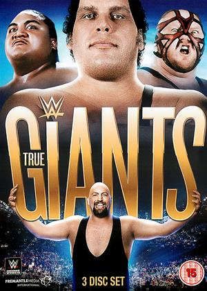 Rent WWE: True Giants Online DVD Rental