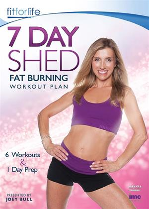 Rent Fit for Life: 7 Day Shed: Fat Burning Workout Plan Online DVD Rental