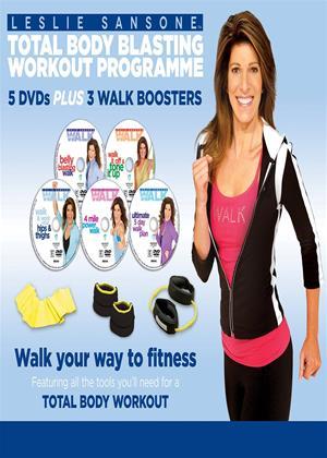 Rent Leslie Sansone: Total Body Blasting Workout Programme Online DVD Rental