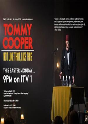 Rent Tommy Cooper: Not Like That, Like This Online DVD Rental