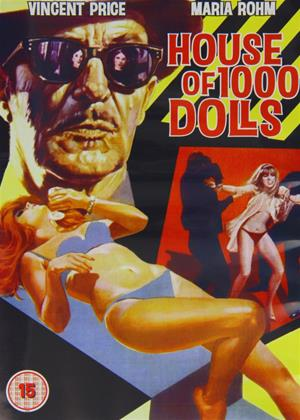 Rent House of a Thousand Dolls (aka La casa de las mil muñecas) Online DVD Rental