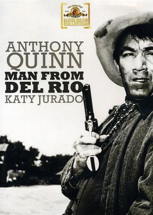 Rent Man from Del Rio Online DVD Rental