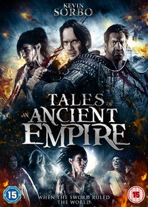 Rent Tales of an Ancient Empire Online DVD Rental