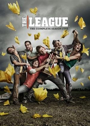 Rent The League: Series 5 Online DVD Rental