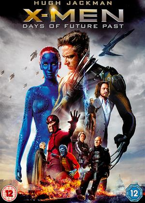 X-Men: Days of Future Past Online DVD Rental