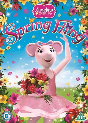 Rent Angelina Ballerina: Spring Fling Online DVD Rental