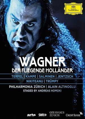 Rent Der Fliegende Holländer: Philharmonia Zurich (Altinoglu) Online DVD Rental