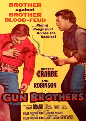 Rent Gun Brothers Online DVD Rental