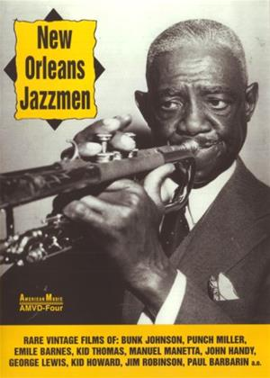 Rent New Orleans Jazzmen Online DVD Rental