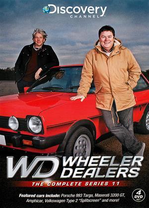 Rent Wheeler Dealers: Series 11 Online DVD Rental