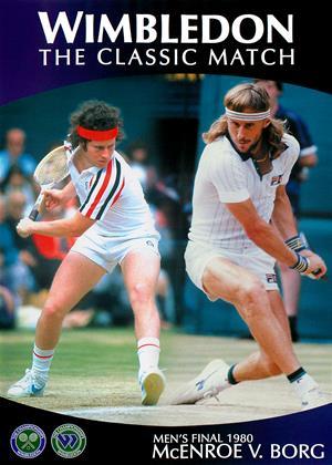 Rent Wimbledon: The Classic Match: Men's Final 1980: McEnroe vs.Borg Online DVD Rental