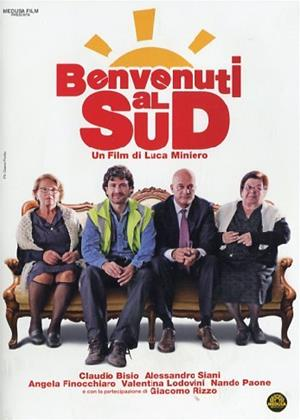 Rent Welcome to the South (aka Benvenuti al sud) Online DVD Rental