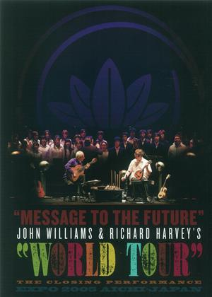 Rent John Williams and Richard Harvey: Message to the Future Online DVD Rental