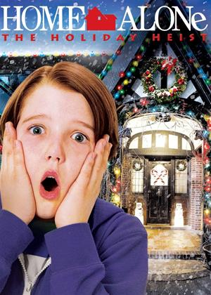 Rent Home Alone: The Holiday Heist Online DVD & Blu-ray Rental