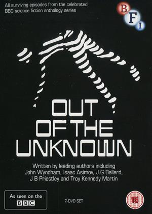 Rent Out of the Unknown Online DVD Rental