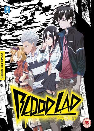 Rent Blood Lad: Series Online DVD Rental