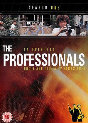 Rent The Professionals: Series 1 Online DVD Rental