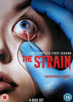 Rent The Strain: Series 1 Online DVD Rental