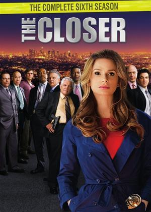 Rent Closer: Series 6 Online DVD Rental