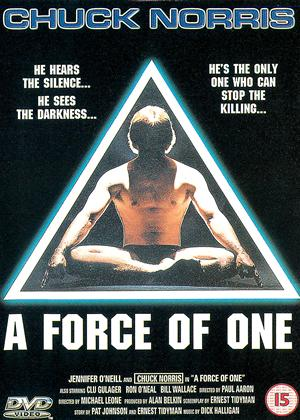 Rent A Force of One Online DVD Rental