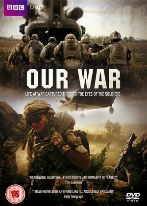 Rent Our War Online DVD Rental