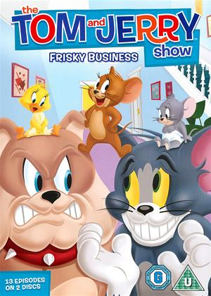 The Tom and Jerry Show: Series 1: Part 1 Online DVD Rental