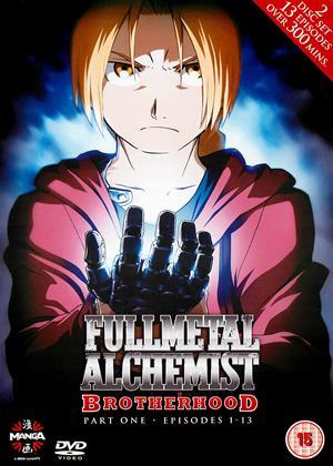Rent Full Metal Alchemist Brotherhood: Vol.1 (aka Hagane no renkinjutsushi) Online DVD Rental