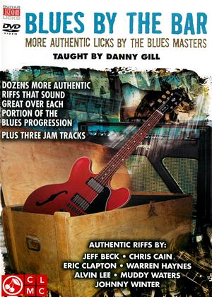 Rent Blues by the Bar: More Authentic Licks by the Blues Masters Online DVD Rental