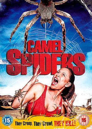 Rent Camel Spiders Online DVD Rental