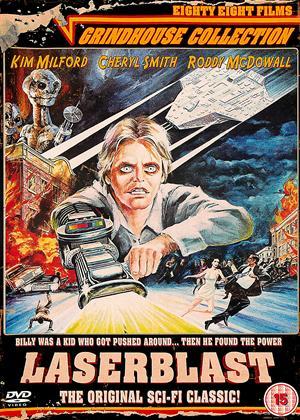 Rent Laserblast Online DVD Rental