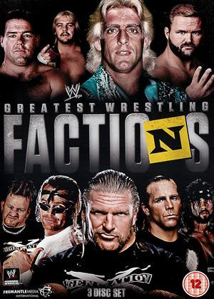 Rent WWE: Wrestling's Greatest Factions Online DVD & Blu-ray Rental