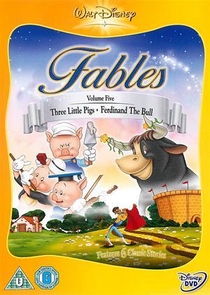 Rent Walt Disney Fables: Vol.5 Online DVD & Blu-ray Rental