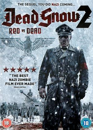 Dead Snow 2: Red vs. Dead Online DVD Rental