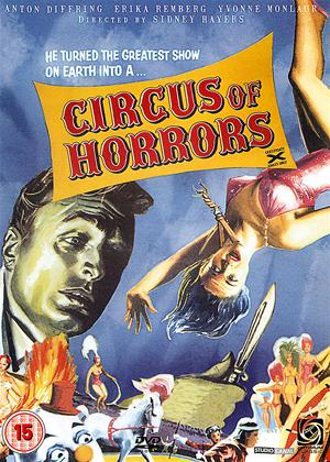 Rent Circus of Horrors Online DVD Rental