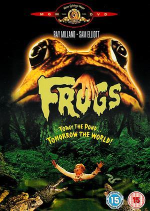 Rent Frogs Online DVD Rental