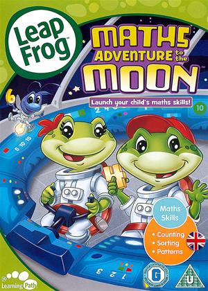 Rent LeapFrog: Maths Adventure to the Moon Online DVD Rental