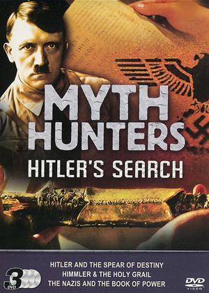 Rent Myth Hunters: Hitler's Search Online DVD Rental