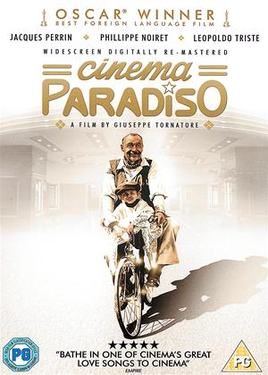 Cinema Paradiso Online DVD Rental