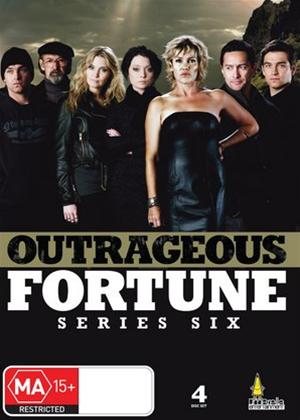 Rent Outrageous Fortune: Series 6 Online DVD Rental