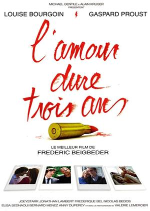 Rent Love Lasts Three Years (aka L'amour dure trois ans) Online DVD Rental